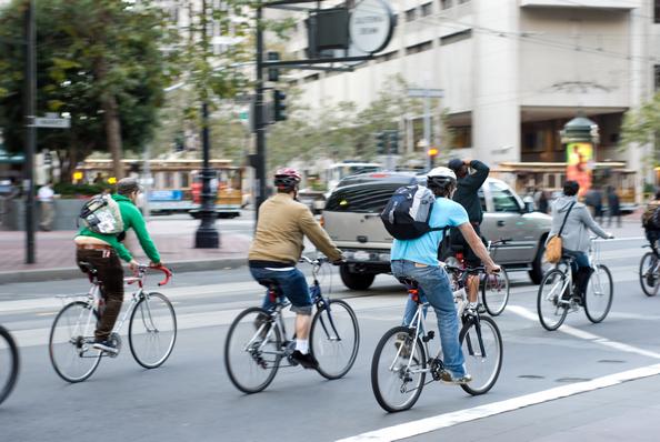 biciclette in città