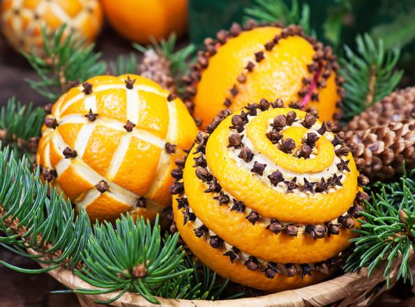 Arance Per Decorazioni Natalizie.Natale Decorazioni Fai Da Te Con Le Arance Itaeuropaunita Istituto Tecnico Agrario Paritario